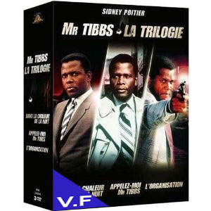 Sidney Poitier Coffret 3 dvd
