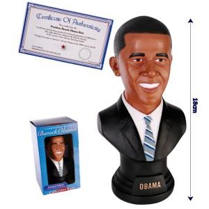 Buste de Barack Obama