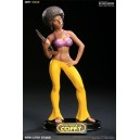 Statue Pam Grier as COFFY