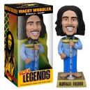 Wacky Buffalo Soldier Wobbler Bob Marley Bobblehead
