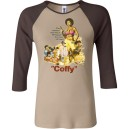 Coffy - Baseball Shirt de Pam Grier