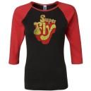 Logo Superfly sur  chemise Baseball